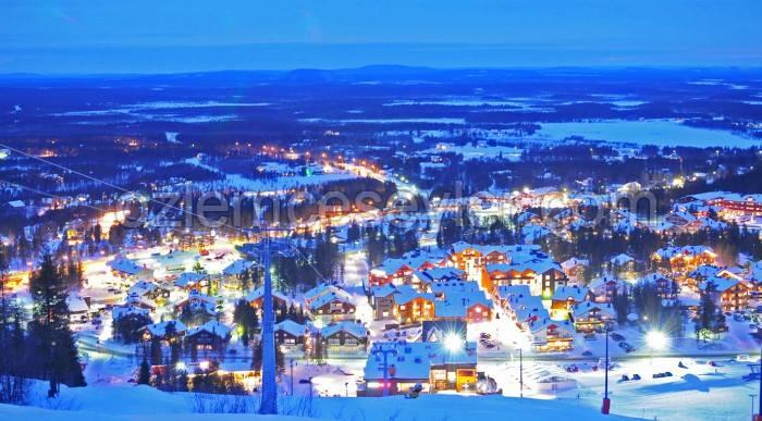 finlandiya beyaz zambaklar ülkesinde