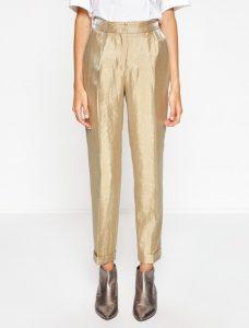 koton parlak pantolon