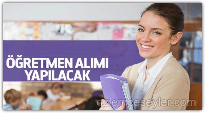 meb öğretmen atamaları ilanı