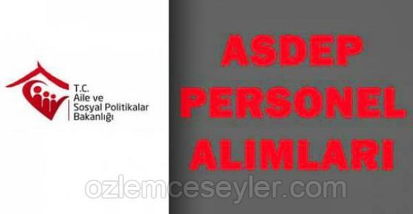 ASDEP alImlarI