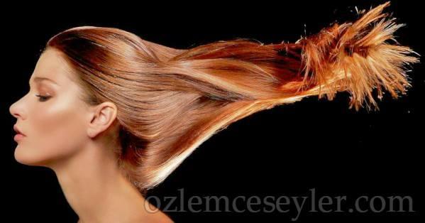 Saç Dökülmesini Önlemek İçin Bitkisel Çözümler