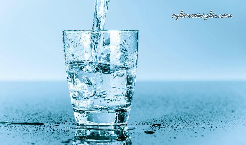 Karbonatlı suyun faydaları nelerdir