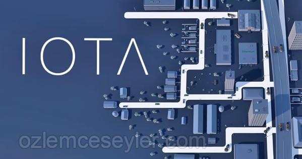 iota borsası yükselecek mi